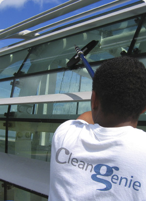 Window Cleaning by Clean Genie